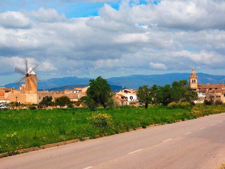 El Pla de Mallorca es un lugar idílico en medio de la isla